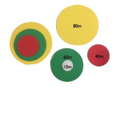 Circle Die Cut – Various Sized
