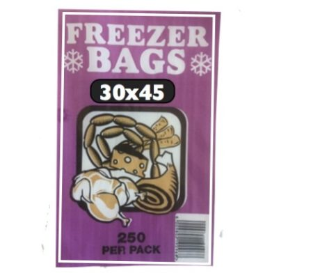 Freezer Bag Purple